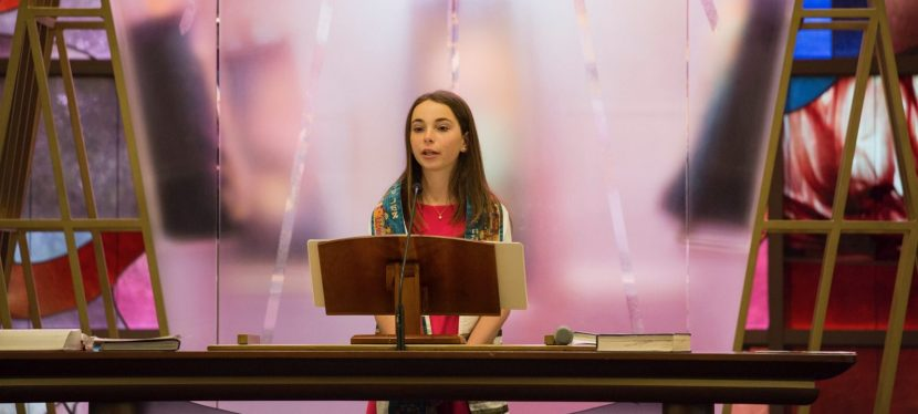 Mindful Little Spotlight: Abigail Weiner & Her Mitzvah Project