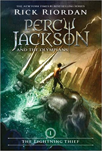 Five Books Differences Percy Jackson