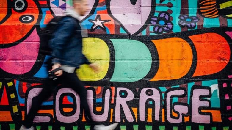 mindful.littles.courage.graffit