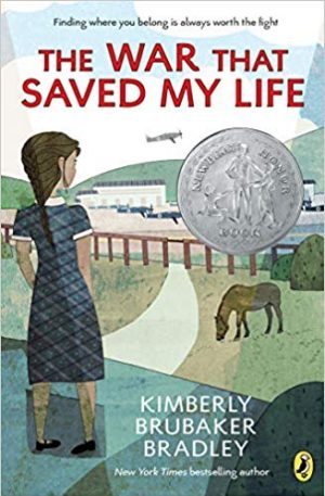 Five Books-the war that saved my life