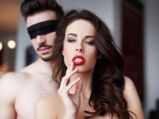 be a dominant sex goddess