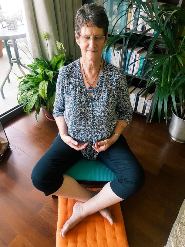 Helen Sitting
