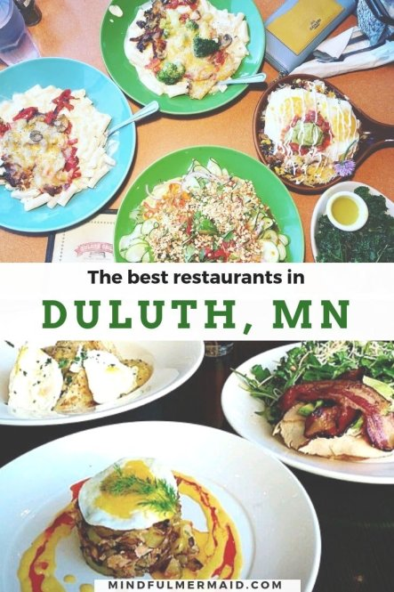 The utlimate guide to the best restaurants in Duluth, MN