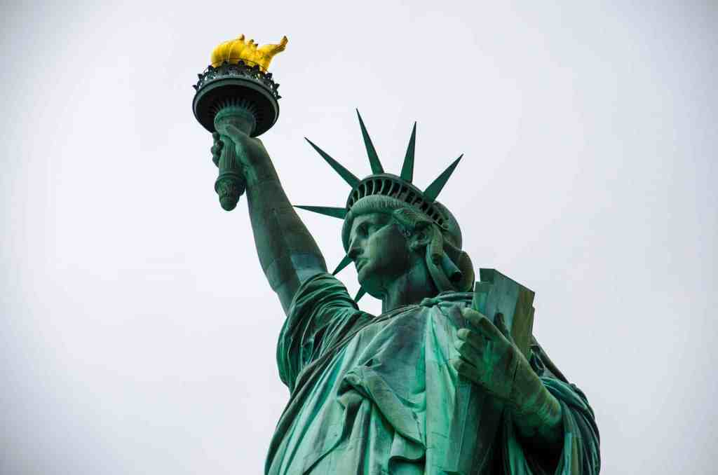 Things I missed about America Abroad. Statue of Liberty