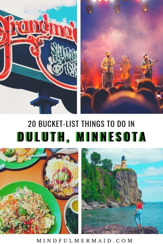 20 Bucketlist Things to do in Duluth, MN