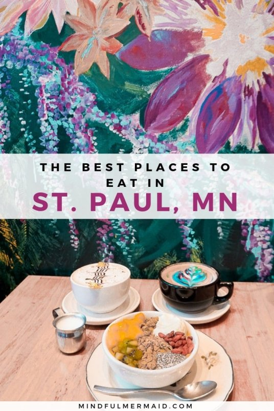 Best places to eat in st. paul MN