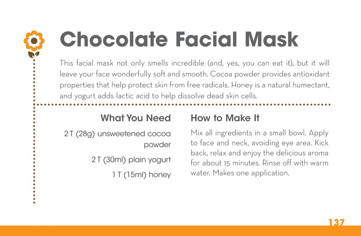 Homemade Face Mask Recipes - DIY Facial Masks