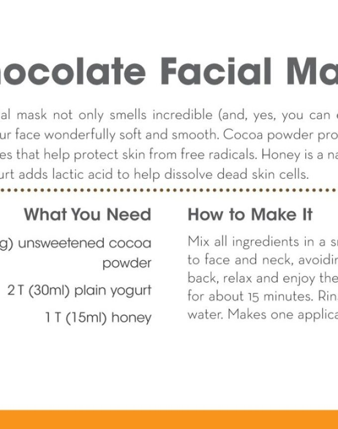Do it yourself archives page 7 of 10 mindful momma make it green chocolate facial mask solutioingenieria Gallery