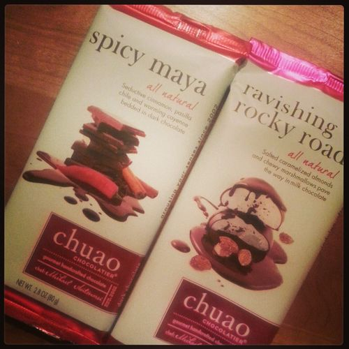 It's Never Too Late For Chocolate (Win Some!)