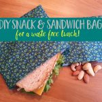 How to Make DIY Snack & Sandwich Bags – a Simple Tutorial