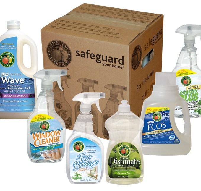 Spring Cleaning Checklist + an Earth Friendly Giveaway!