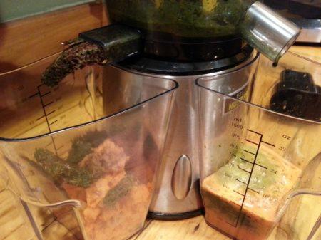 NutriPro Juicer - in progress www.mindfulmomma.com
