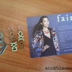 Fair Trade Jewelry from Faire Collection www.mindfulmomma.com