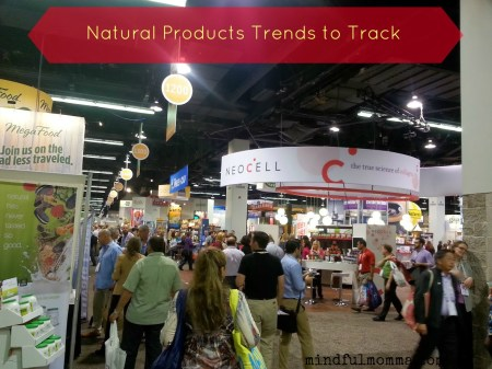 Natural Products Trends to Track via mindfulmomma.com