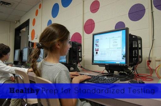 Healthy Ways to Prepare Kids for Standardized Testing