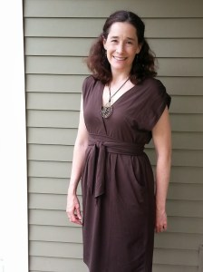 Matilda Dress from Synergy Organic Clothing via mindfulmomma.com