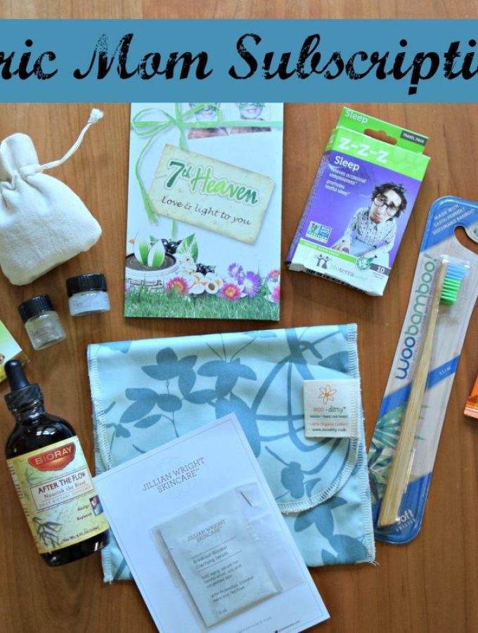 Try Healthy, Natural Products with Ecocentric Mom