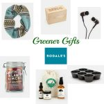 Greener Holiday Shopping with Rodale's