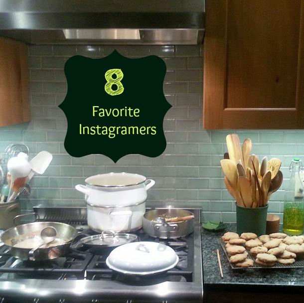8 Favorite Green & Healthy Instagramers