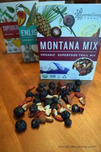 Essential Living Foods Montana Mix via mindfulmomma.com