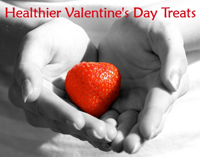Healthier Valentine's Day Treats