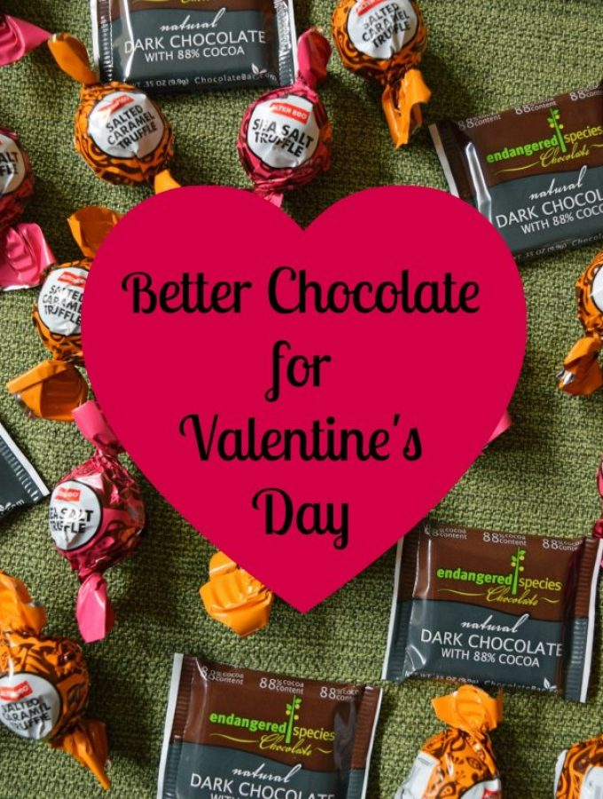 Valentine's Day Guide to Better Chocolate