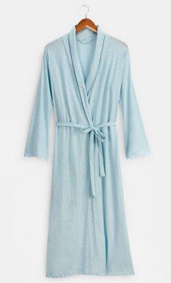 Rodales Organic Cotton Verbena Robe