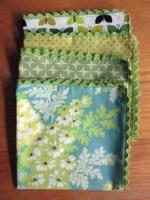 Handmade napkins via mindfulmomma.com