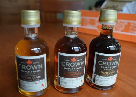Crown maple syrup via mindfulmomma.com