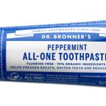 Spotlight On: Dr. Bronner's Toothpaste