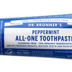 Spotlight On: Dr. Bronner's Toothpaste