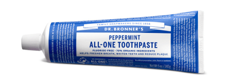 Dr. Bronner's Toothpaste