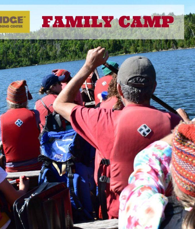 Wolf Ridge ELC Family Camp