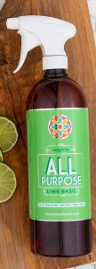 Haven All Purpose Spray Lime Basil