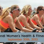 Gearing up for National Women's Health & Fitness Day