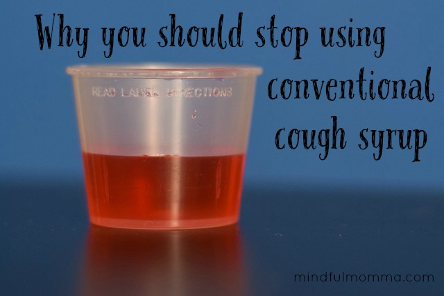 Here's Why You Should Ditch Conventional Cough Syrup and Go Organic