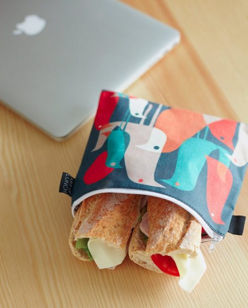 Reusable Snack Bags and Other Practical, Reusable Gifts