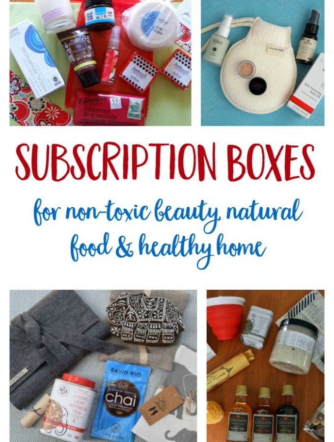 Favorite Eco Friendly Subscription Boxes to Give & Get