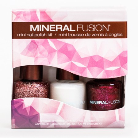Mineral Fusion Mini Mail Polish Kit
