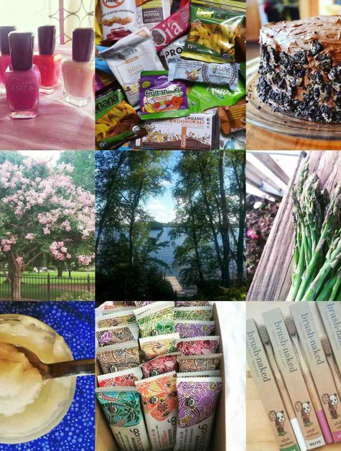 Green & Healthy Resolutions for 2016 and a Look Back on 2015