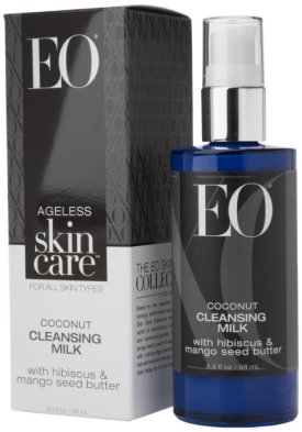 EO Coconut Cleansing Milk and Other Favorite Creamy Cleansers // www.mindfulmomma.com