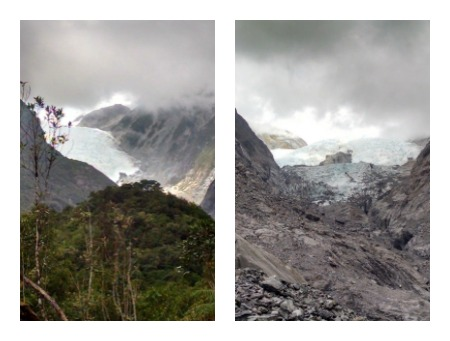 Franz Joseph Glacier New Zealand // www.mindfulmomma.com