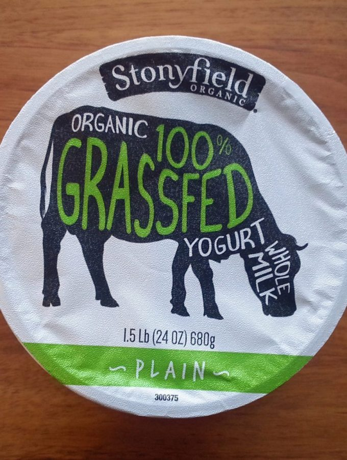 Why You Should Try Stonyfield's NEW 100% Grassfed Yogurt