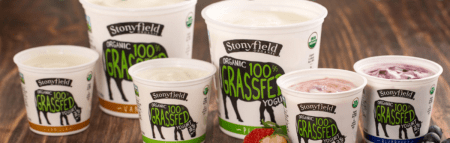 Why you should try Stonyfield 100% Grassfed Yogurt // www.mindfulmomma.com