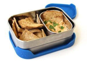 Splash Box and Other Reusable Lunch Containers