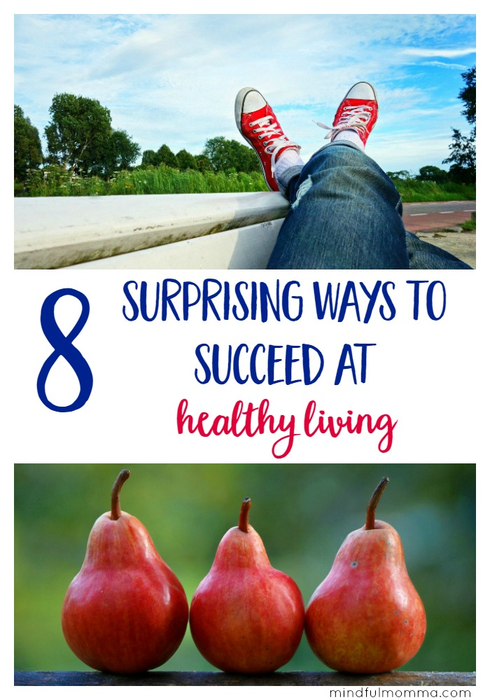How to develop the right mindset for healthy living so you can succeed in your goals even when you feel like you've failed. | Mindful Momma  via @MindfulMomma