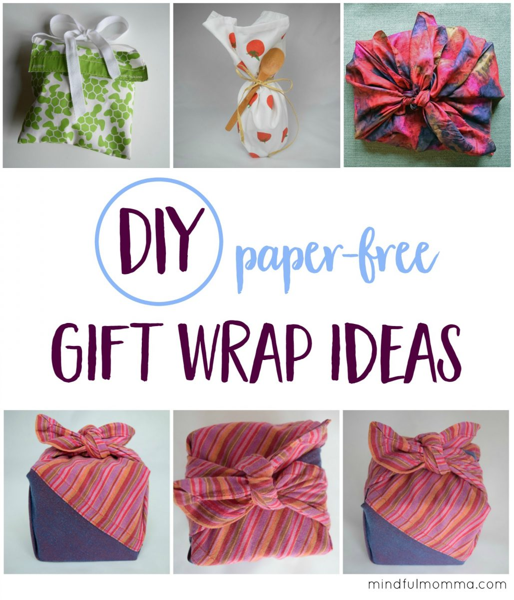 A modern take on traditional holiday gift wrapping, these gift ideas are made using glittery adhesive tape, a silver pen, and baker's twine. Get the tutorial at Gold Standard Workshop.