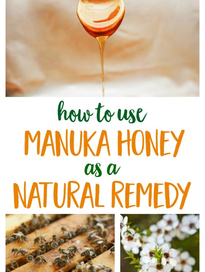 Why Manuka Honey Is A Fantastic Natural Remedy