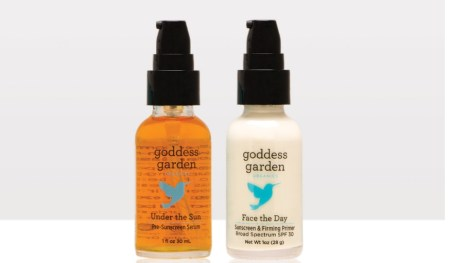 How to Repair Sun Damage with Goddess Garden