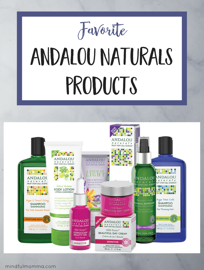 Best Andalou Naturals Products